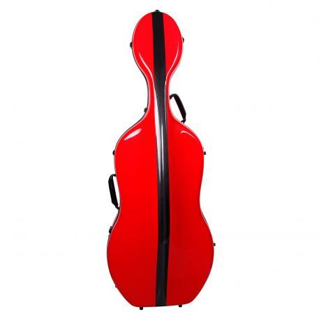 PACATO Carbon Race cello case