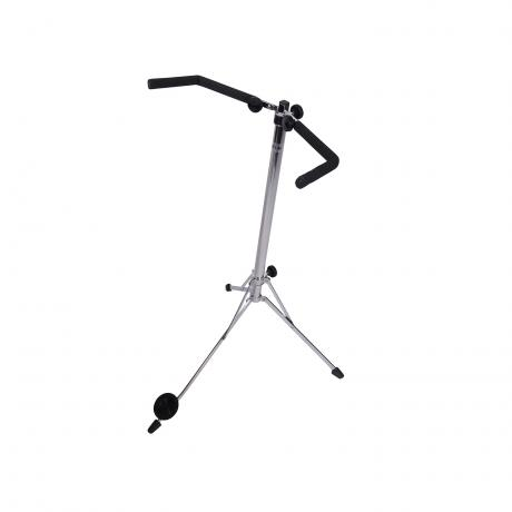 PACATO Silver cello stand