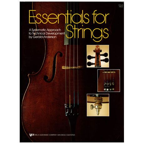 Anderson, G. E.: Essentials For Strings