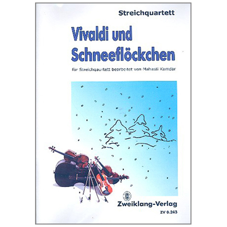 Vivaldi und Schneeflöckchen