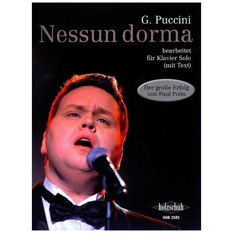 Puccini, G.: Nessun dorma