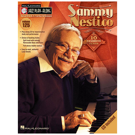 Sammy Nestico (+CD)