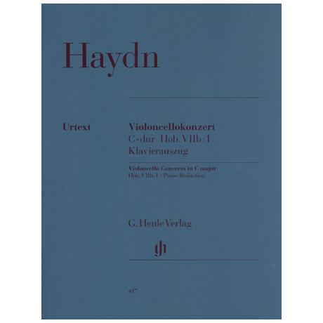 Haydn, J.: Violoncellokonzert Hob: VIIb: 1 C-Dur