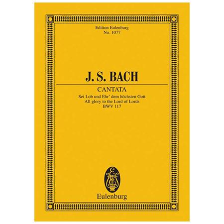 Bach, J. S.: Kantate BWV 117