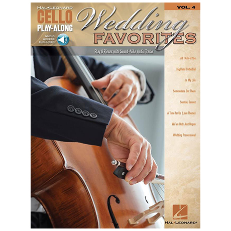 Wedding Favorites (+OnlineAudio)