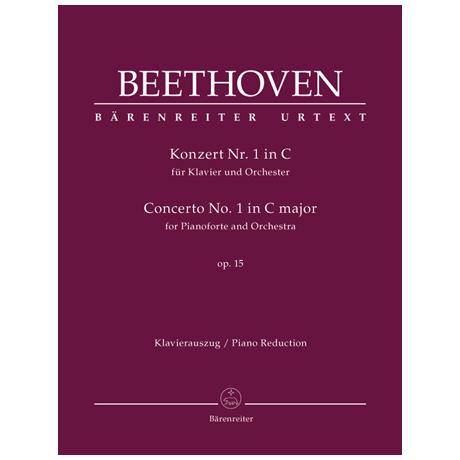 Beethoven, L. v.: Konzert Nr. 1 Op. 15 C-Dur