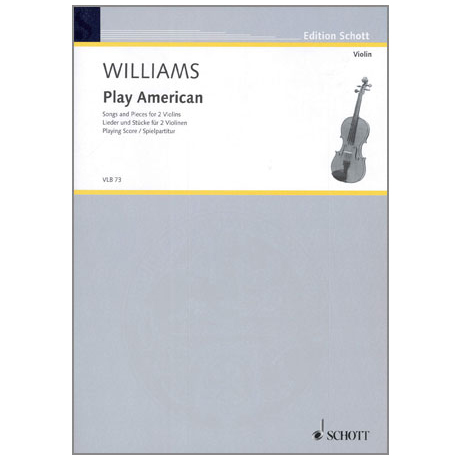Williams, B.: Play American