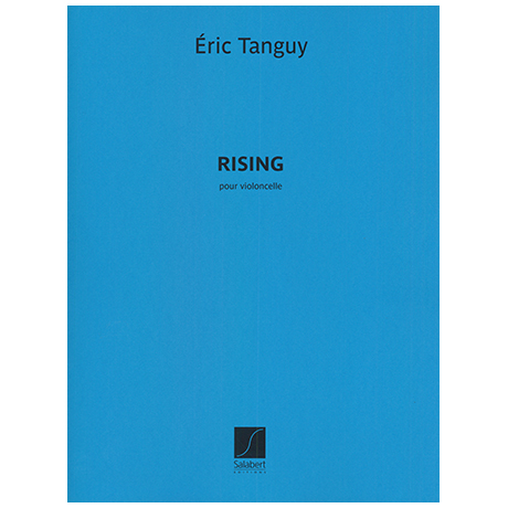 Tanguy, E.: Rising