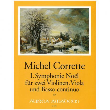 Corrette, M.: 1. Weihnachtssinfonie