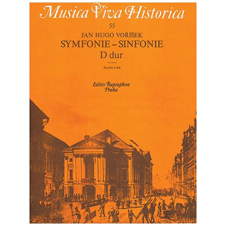 Vorísek, J.: Symphonie D-Dur