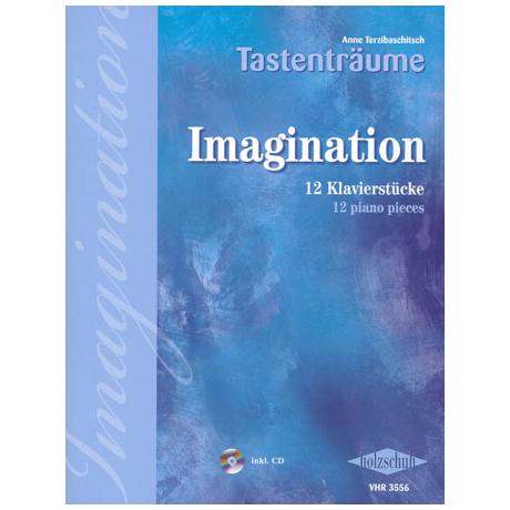 Terzibaschitsch, A.: Imagination (+CD)