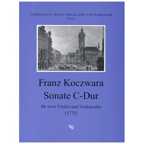 Koczwara, F.: Sonate C-Dur