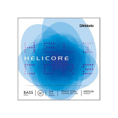 D'ADDARIO Helicore Solo HS611 bass string A