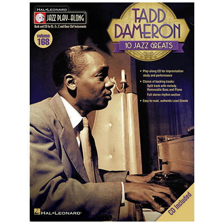 Tadd Dameron (+CD)