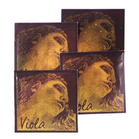 PIRASTRO Evah Pirazzi Gold viola strings SET