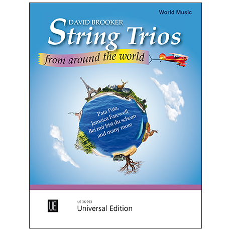 Brooker, D.: String Trios from around the world
