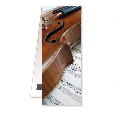Bookmark Violin/Notes