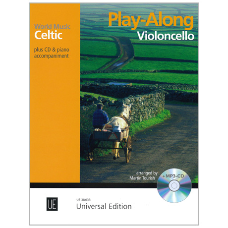 World Music: Celtic – Violoncello (+MP3-CD)