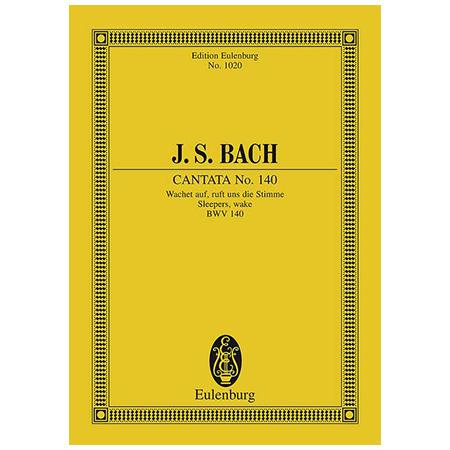 Bach, J. S.: Kantate BWV 140 »Domenica 27 post Trinitatis«