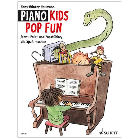 Heumann, H.-G.: Piano Kids Pop Fun