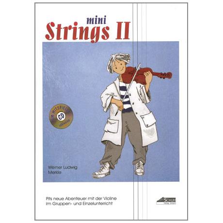 Merkle, W. L.: Mini Strings – Band 2 (+CD)