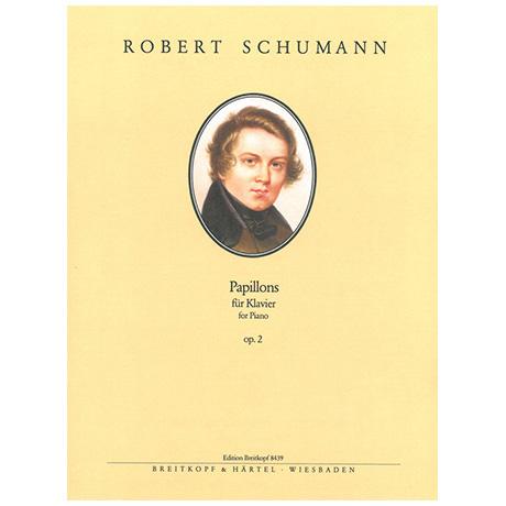 Schumann, R.: Papillons Op. 2
