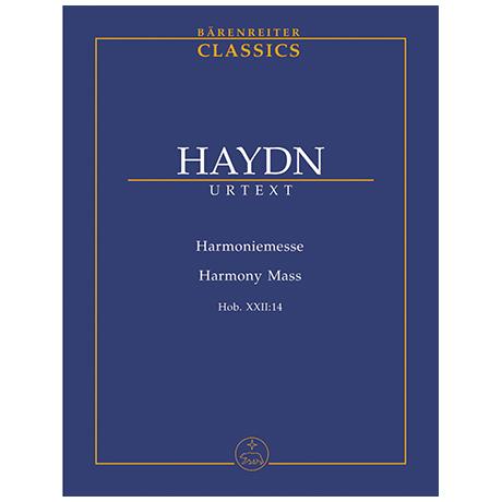 Haydn, J.: Missa B-Dur Hob. XXII:14 – Harmonie-Messe