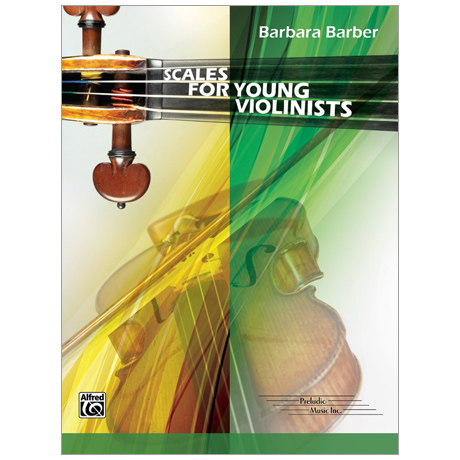 Barber, B.: Scales for Young Violinists
