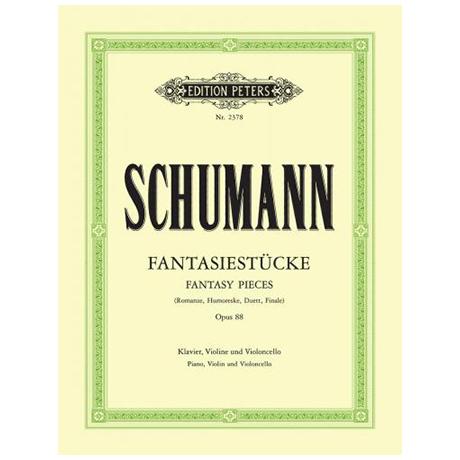 Schumann, R.: Fantasiestücke Op. 88