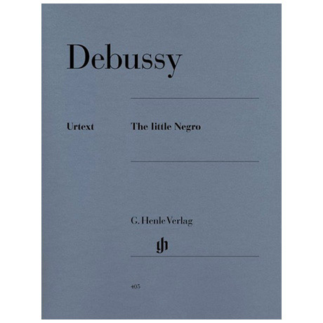 Debussy, C.: The little Negro