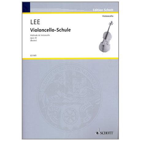 Lee, S.: Violoncello-Schule Op. 30