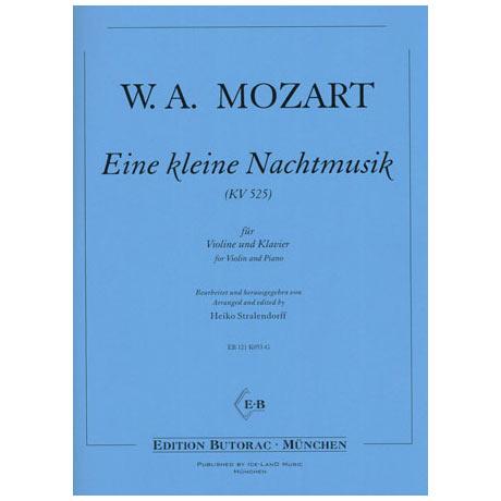 Mozart, W. A.: Eine kleine Nachtmusik