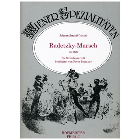 Strauß, J. (Vater): Radetzky-Marsch Op. 228