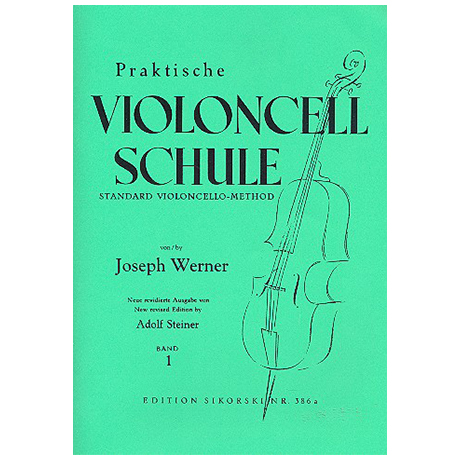 Werner, J.: Praktische Violoncell-Schule Band 1