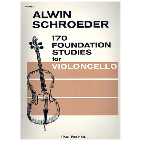 Schroeder, A.: 170 Foundation Studies Band 2 (Nr. 81-137)