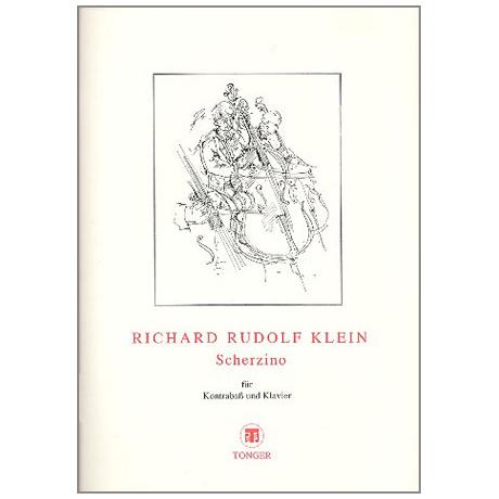 Klein, R. R.: Scherzino