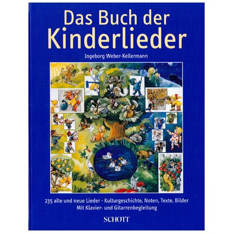 Das Buch der Kinderlieder (I. Weber-Kellermann)
