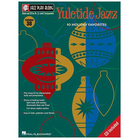 Yuletide Jazz (+CD)