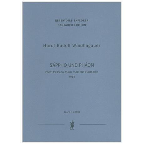 Windhagauer, H. R.: Tondichtung »Sáppho und Pháon« WN2 (2013)