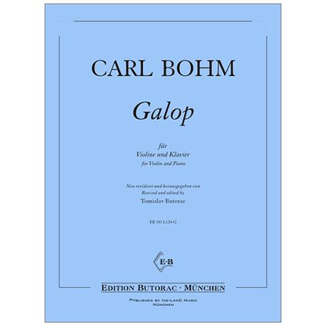 Bohm, C.: Galop