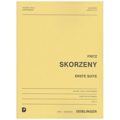 Skorzeny, F.: Erste Suite
