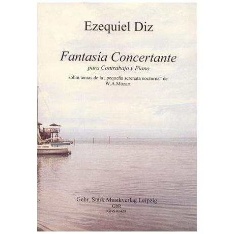 Diz, E.: Fantasía Concertante