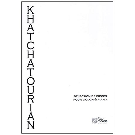 Chatschaturjan, A.: Selection de pièces