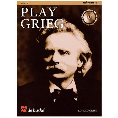 Play Grieg (+CD)
