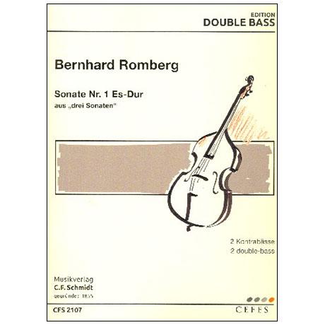 Romberg, B. H.: Sonate Es-Dur Nr. 1