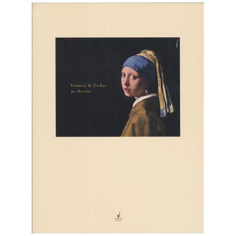 Hisaishi, J.: Vermeer & Escher – Piano score
