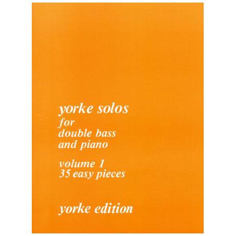 Yorke Solos Volume 1
