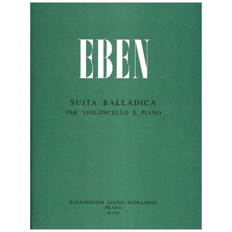 Eben, P.: Suita balladica