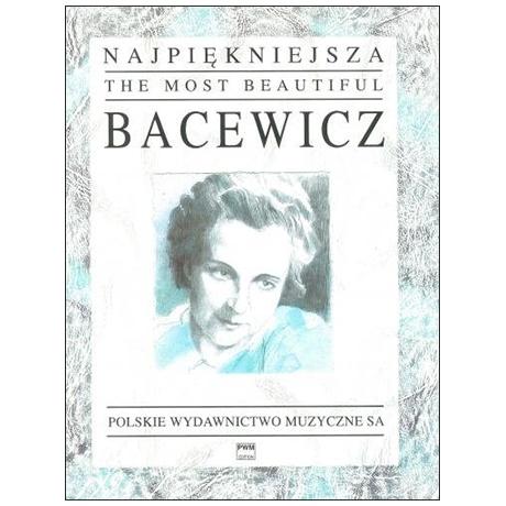 Bacewicz, G.: Die schönsten Stücke