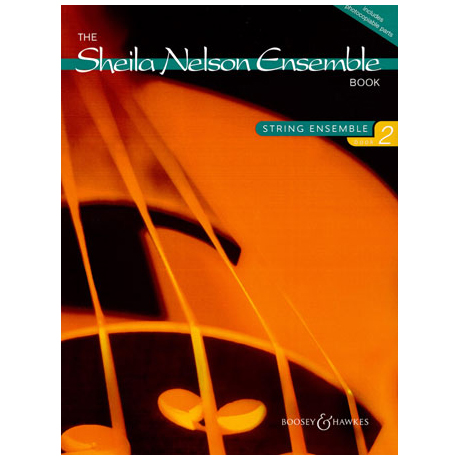 The Sheila Nelson Ensemble Book Band 2